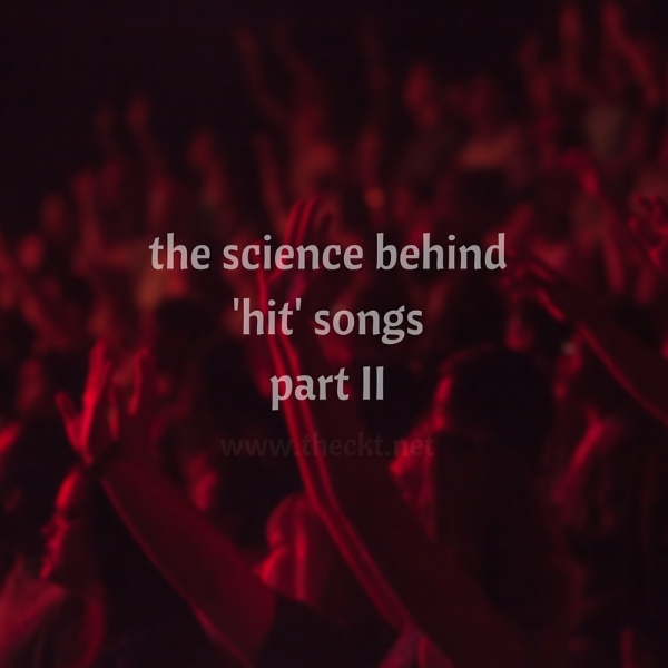 the science behind hit songs the cocoknot theori