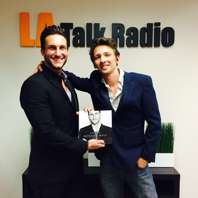 RADIO HOST  Jerod hosts Modern Male Radio on LA Talk Radio. Modern Male Radio is a followup to Methodology of the Modern Male , and is mostly centered around dating. Jerod has interviewed some amazing filmmaker's, TV stars, Model's, Actresses, Fitness Guru's, Dating Coaches, Bloggers, and Even the Ex-Wives of Rock. Tune in Thursday nights at 8pm PST only on latalkradio.com
