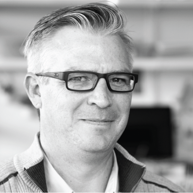 Patrick Fredrickson / Project Director & Senior Designer