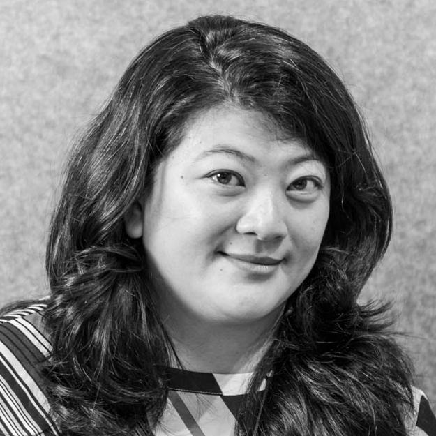 Evelyn Lai / Project Director & Senior Designer