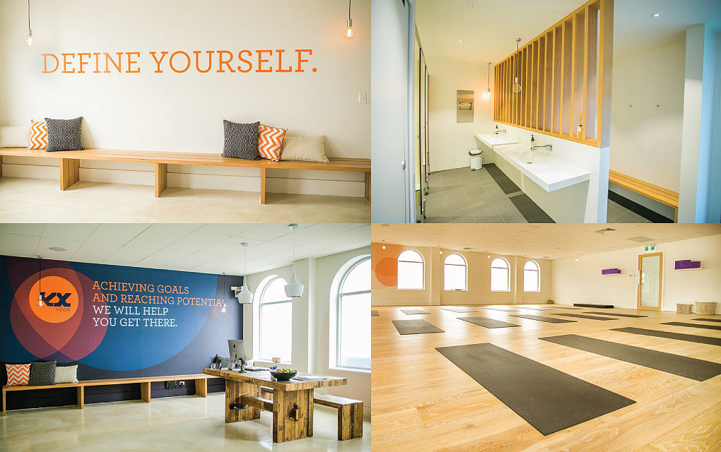KX Yoga Studios  is a relaxing studio space located in Malvern, Melbourne.