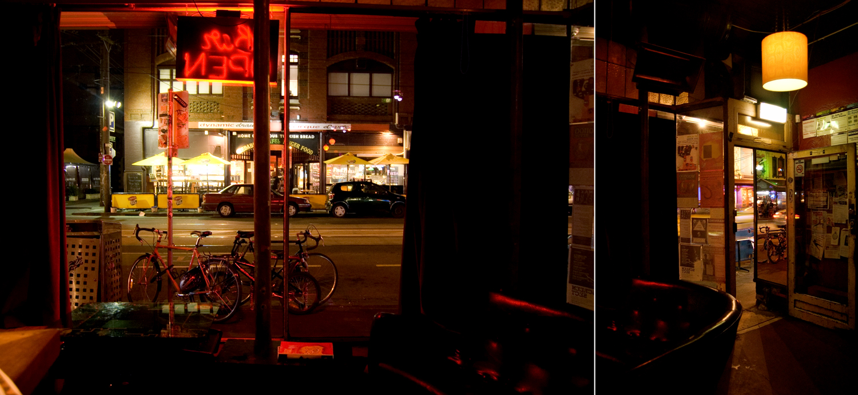 bar open [fitzroy, victoria, australia, 2010]
