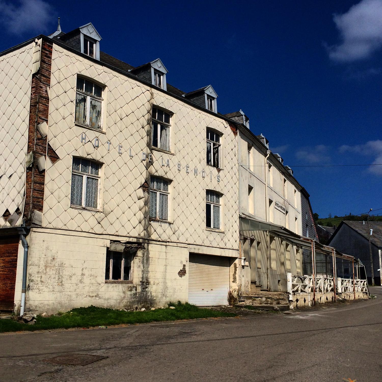hotel de la semois [bouillon, walloon, belgium, 2014]