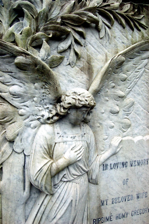 untitled #183  [hong kong protestant cemetery, happy valley, hong kong, 2006]