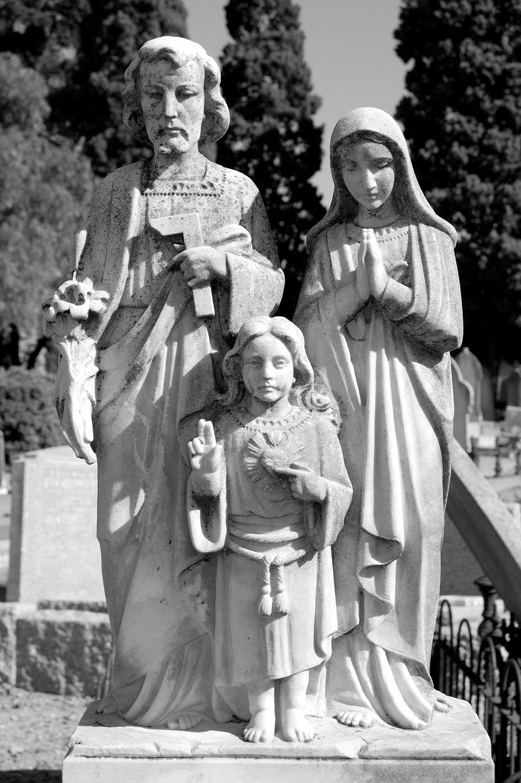 untitled #55  [melbourne general cemetery, parkville, victoria, australia, 2005]