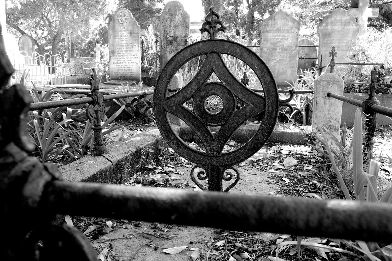untitled #105 [napier cemetery, napier, hawke's bay, new zealand, 2005]