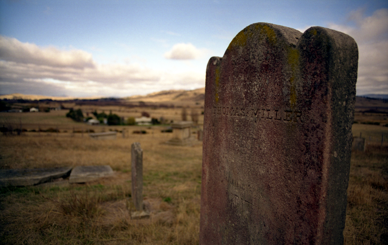 untitled #3 [ross anglican cemetery, ross, tasmania, australia, 2002]