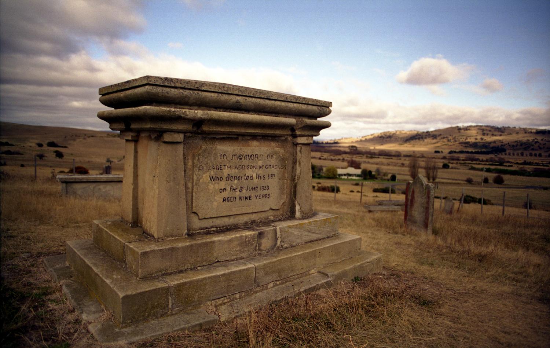 untitled #4 [ross anglican cemetery, ross, tasmania, australia, 2002]