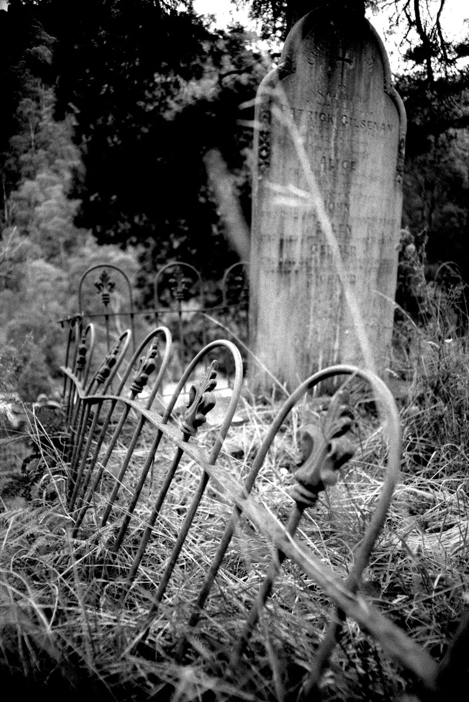 untitled #14 [walhalla public cemetery, walhalla, victoria, australia, 2005]