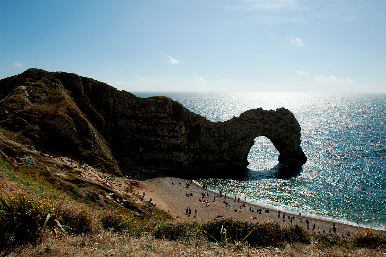 untitled #73 [durdle door, dorset, england, united kingdom]