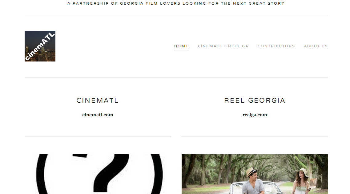 CinemATL 4.0? 5.0? Even we've lost count. It's been almost 10 years.