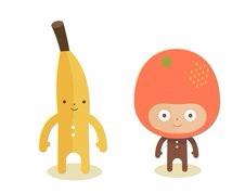 Big Banana and Mango, keeping it fresh!