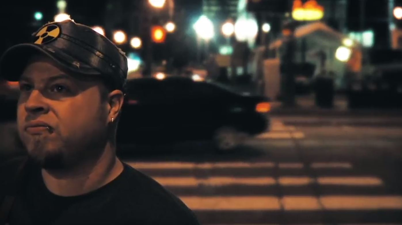 "CinemATL's own Michael D Friedman in ""Night Shots"""