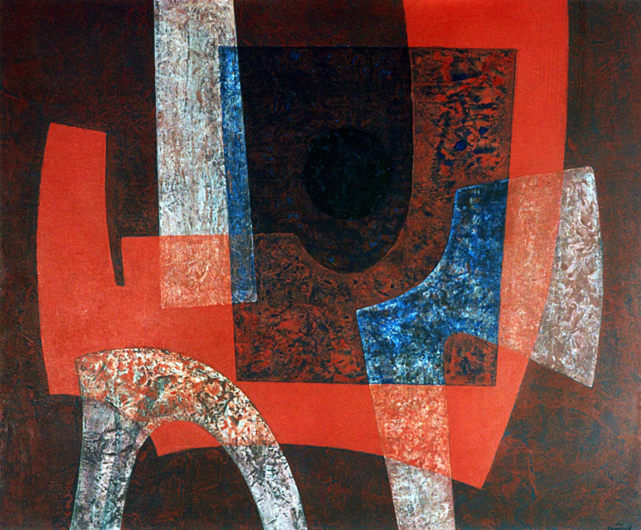 Composition . 1971 . تكوين
