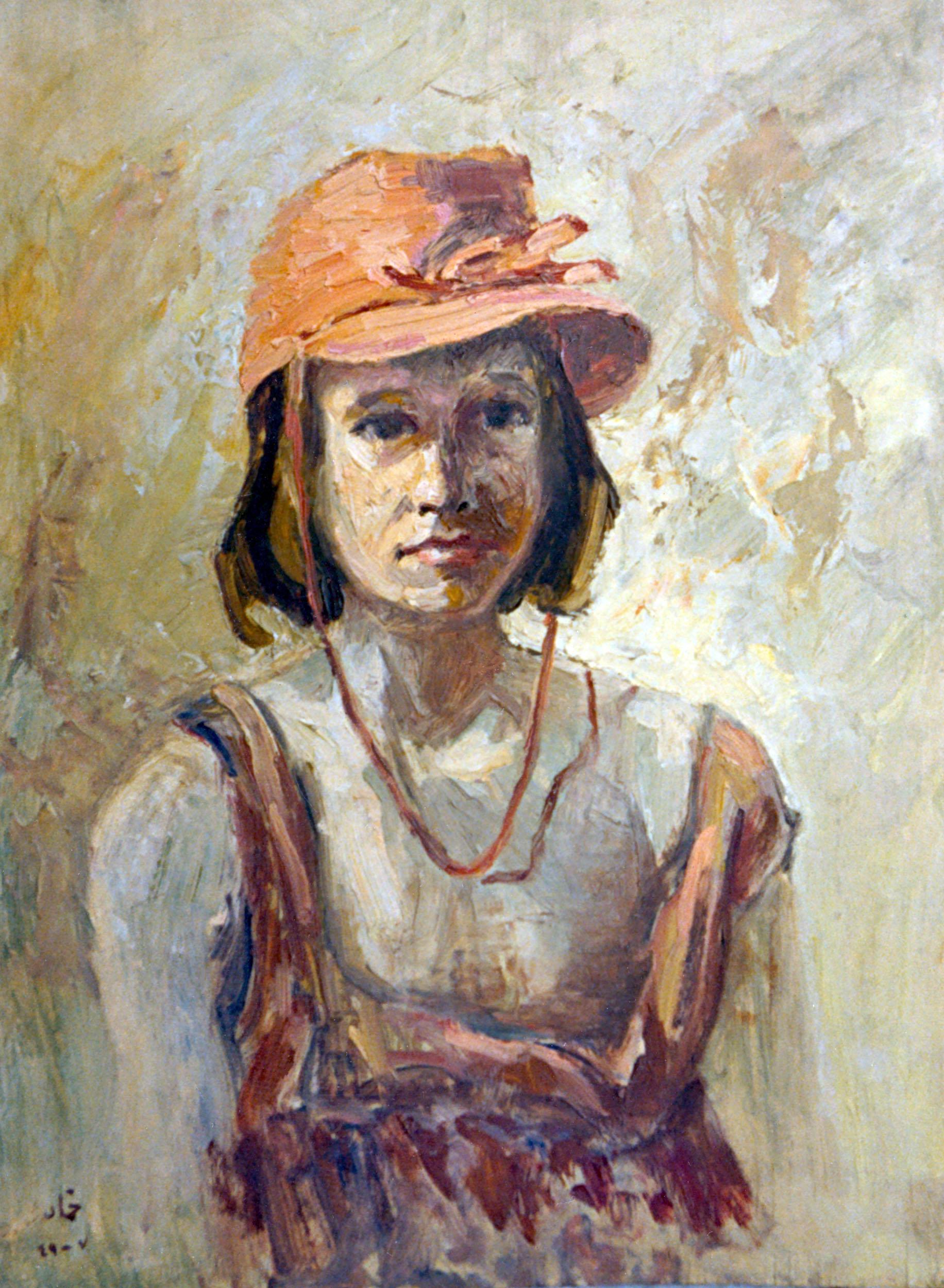Portrait . 1949 . بورتريه