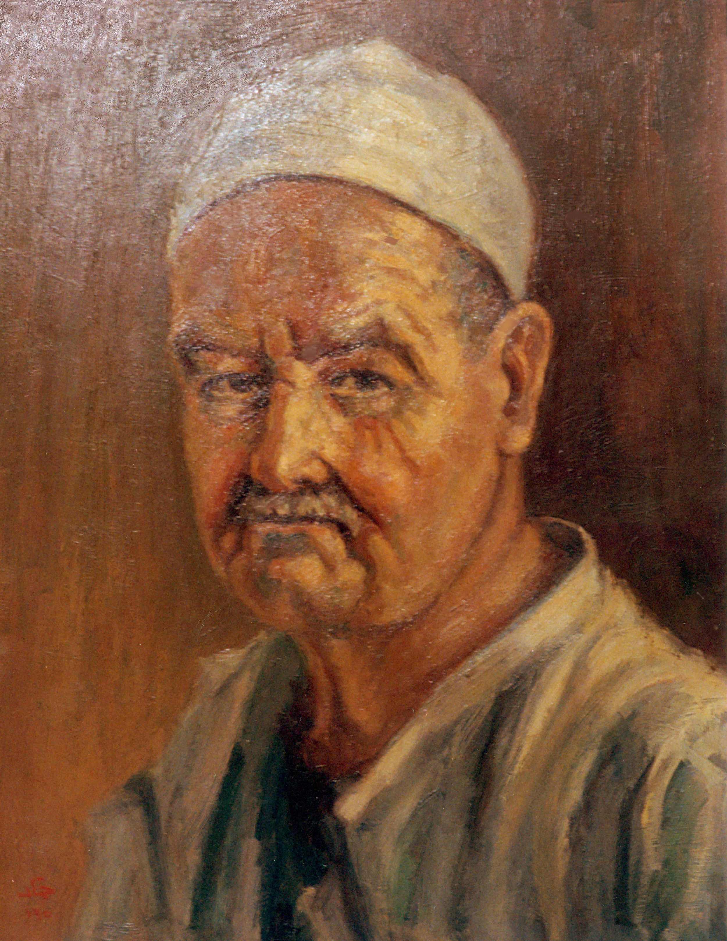 Abu Suleiman . 1950 . أبو سليمان