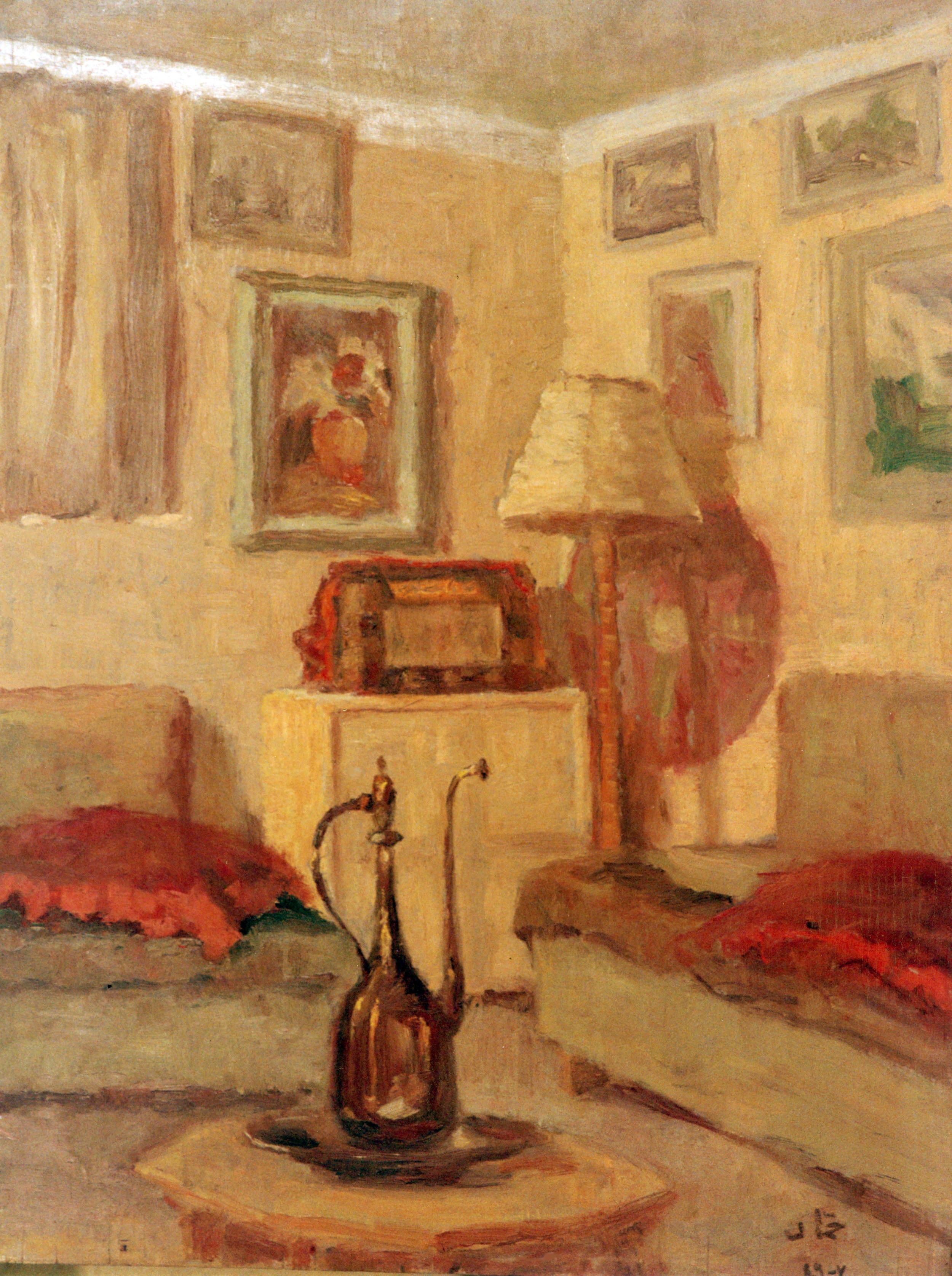 Atelier Nassir Chaura. 7 - 1949 . مرسم نصير شورى