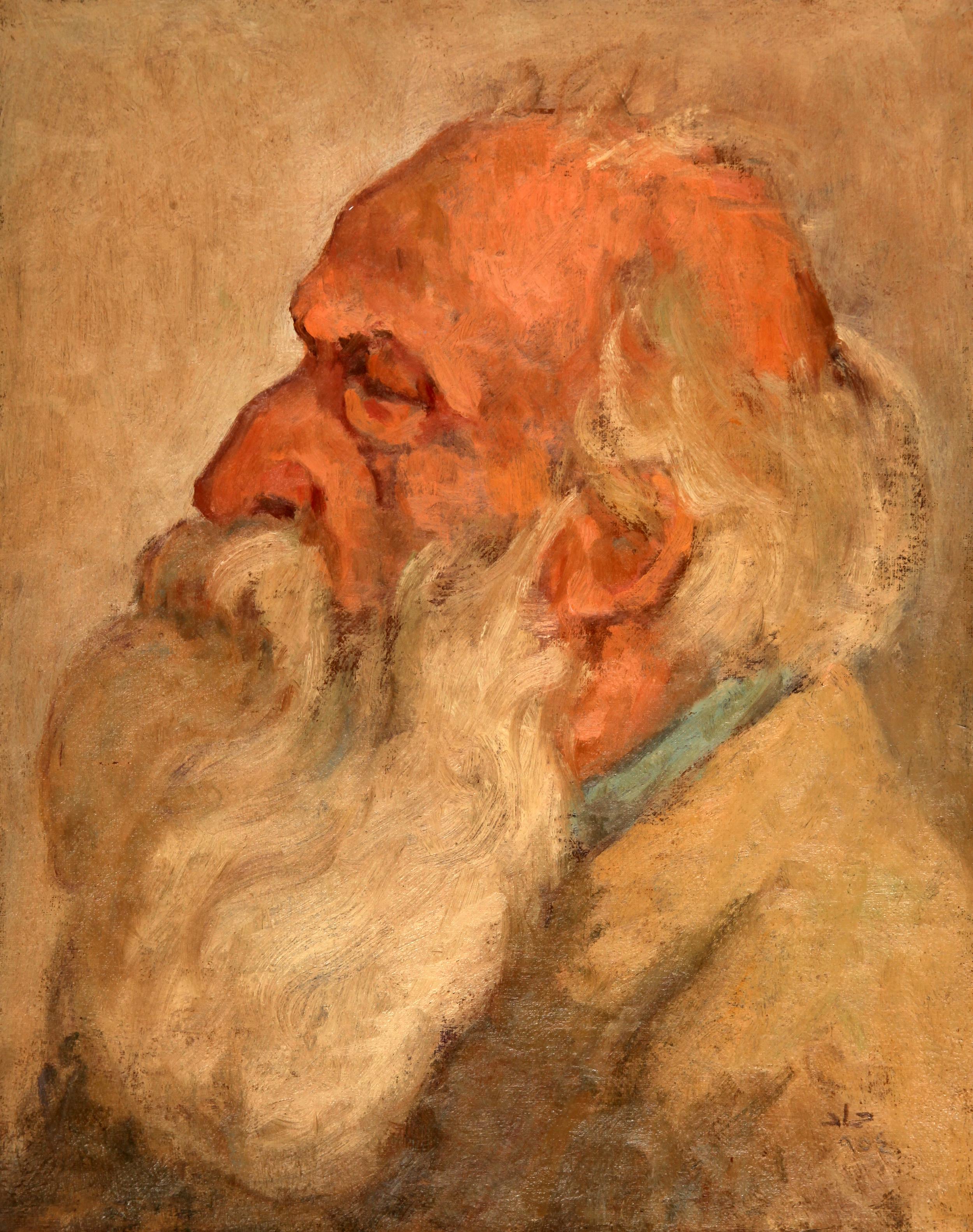 Portrait . 1954 . بورتريه