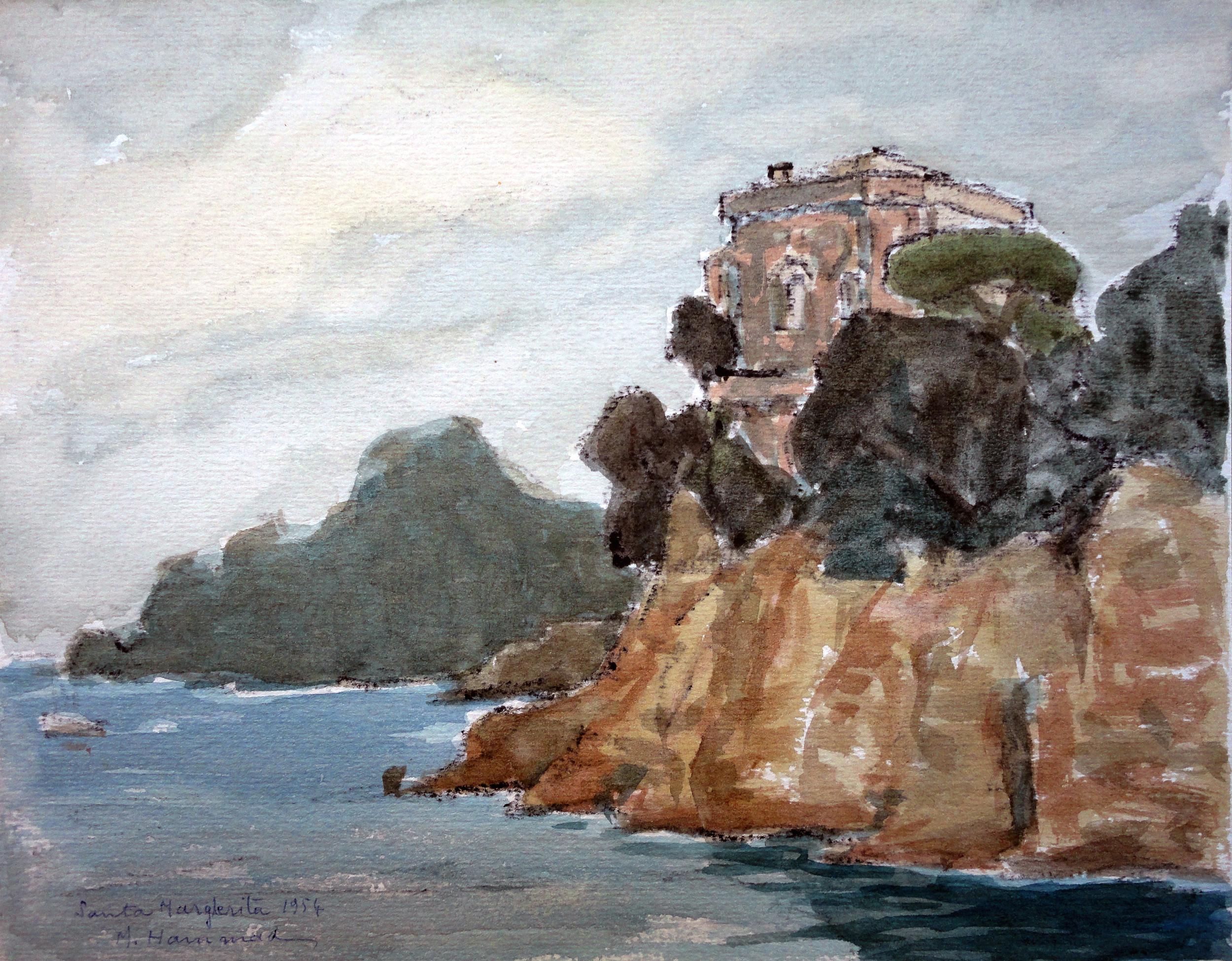 Santa Margherita . 1954 . سانتا مارغريتا