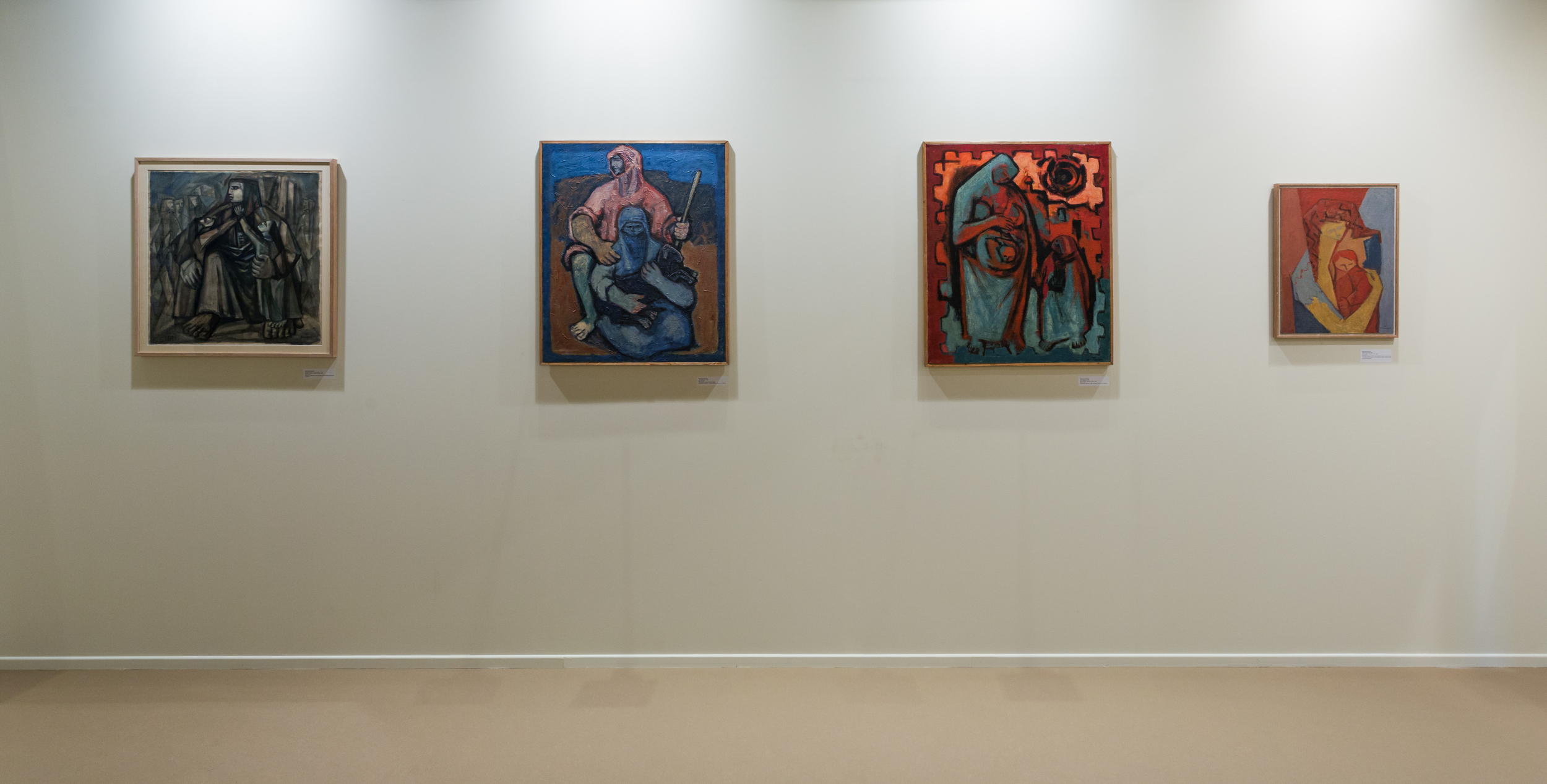 Mahmoud Hammad at Art Dubai, Modern. 17-21 March 2015
