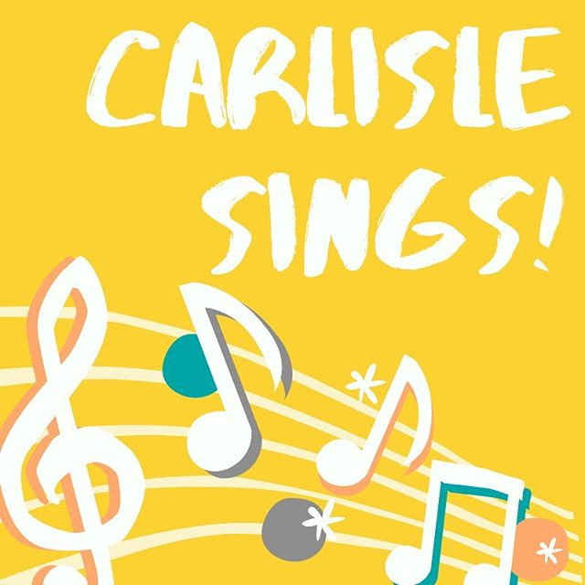 Next Monday, 15th July, come join in for some end of term fun - a good old singalong followed by drinks and nibbles!  7.15pm down at Vineyard Hub, Lorne Street!  All are welcome!