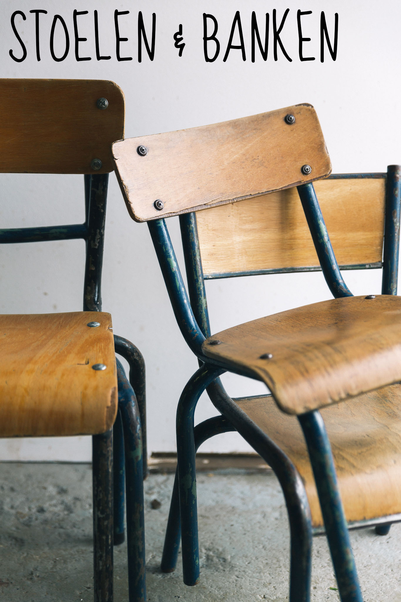 stoelen en banken - Firma Zoethout