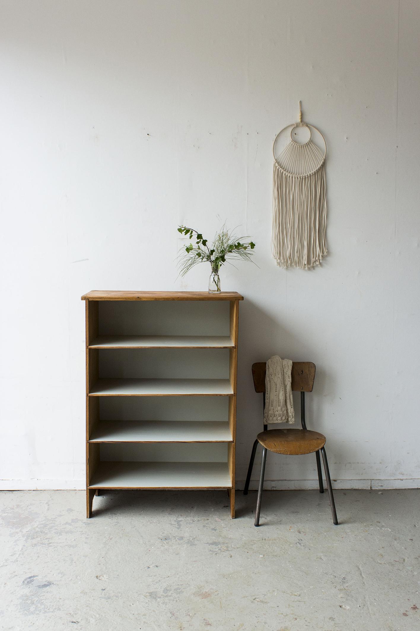 Vintage open boekenkastje -  Firma zoethout_4.jpg