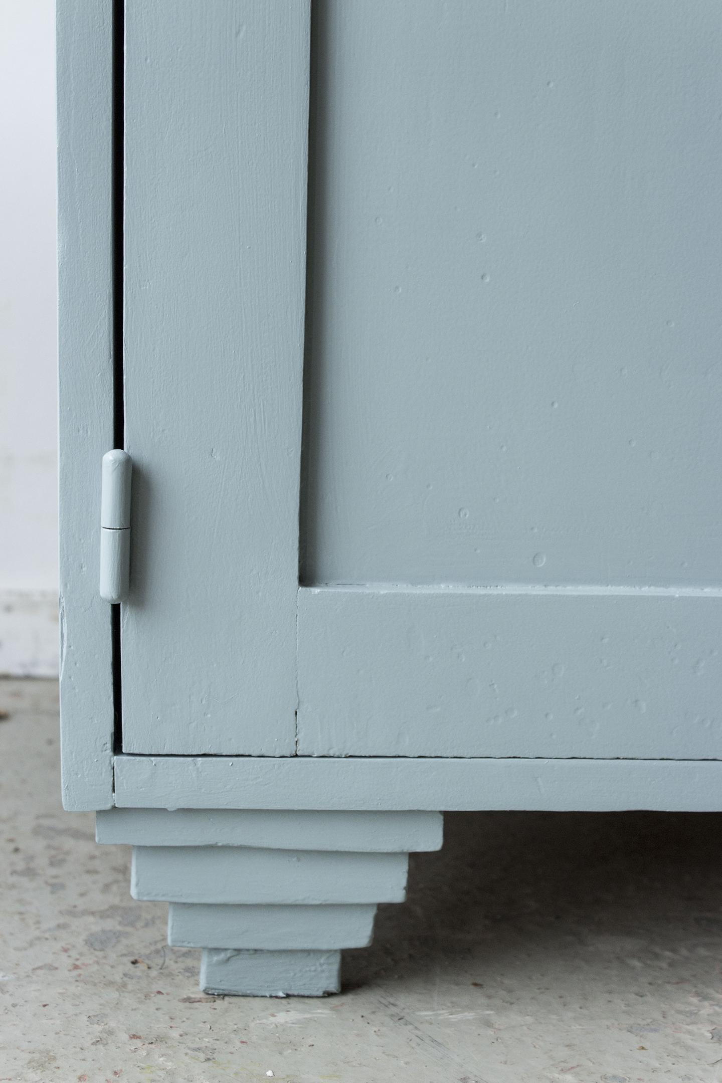 Grijsblauwe vintage houten locker-  Firma zoethout_8.jpg
