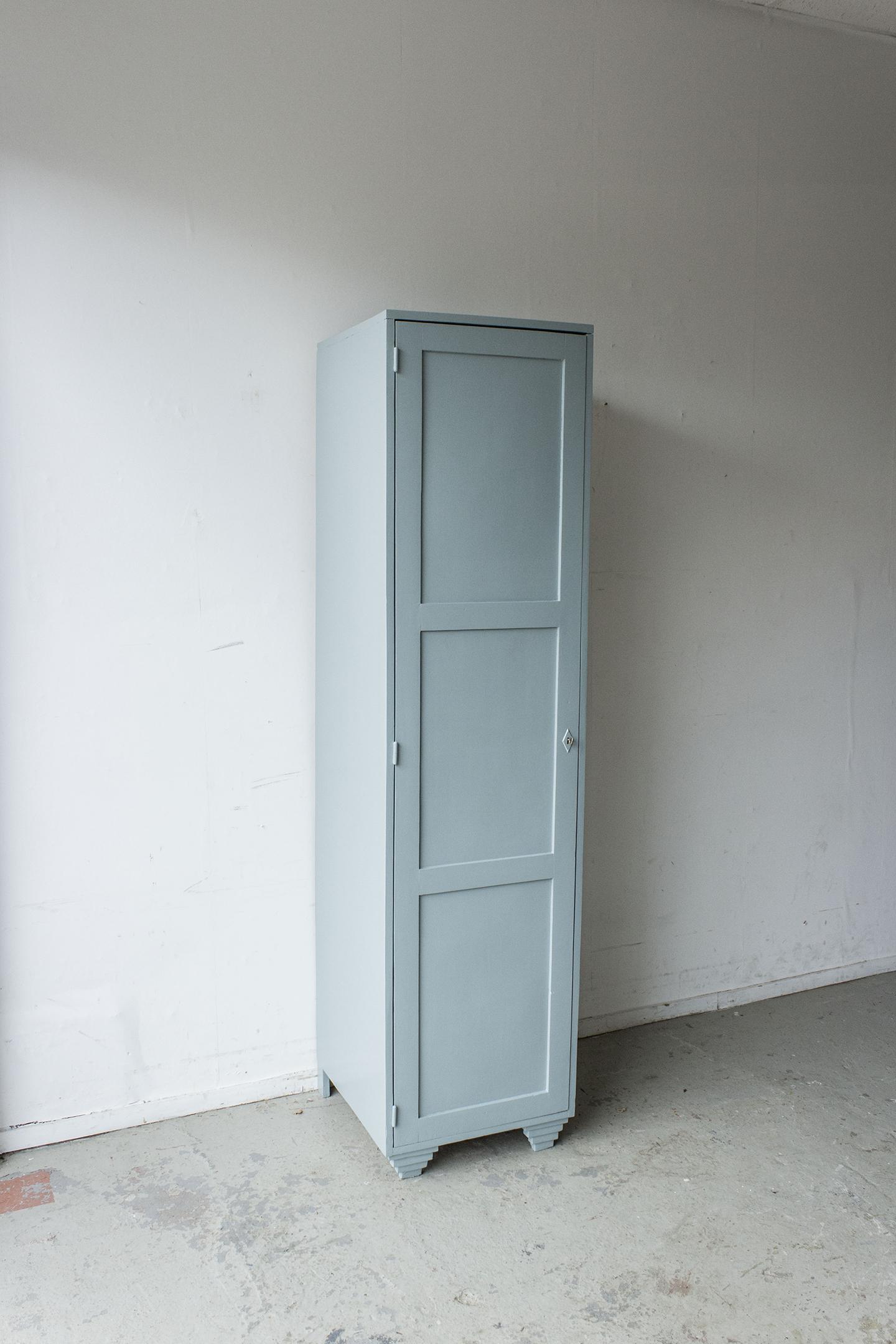 Grijsblauwe vintage houten locker-  Firma zoethout_12.jpg