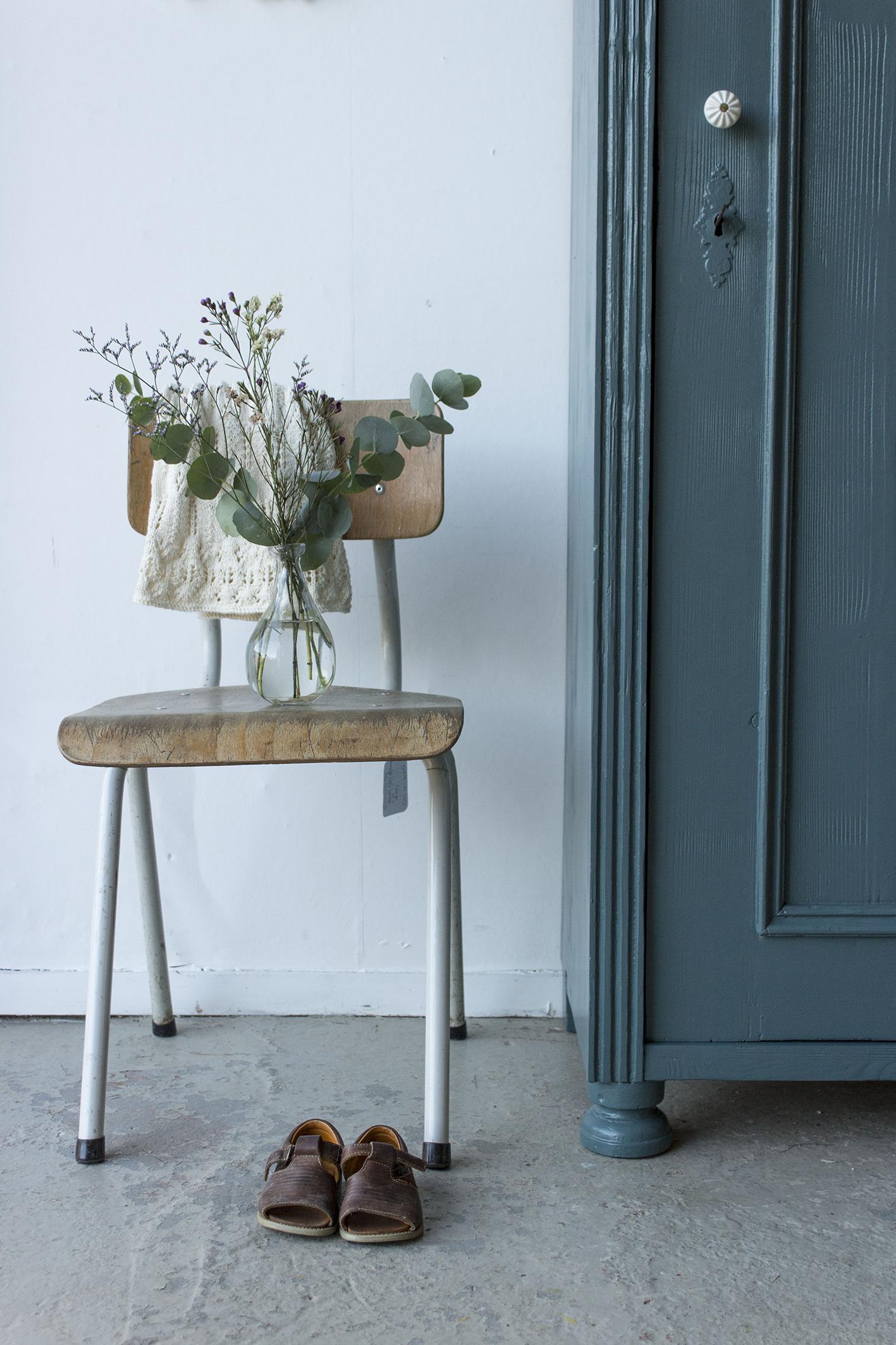 Sierlijke vintage kledingkast in Klif -  Firma zoethout_2.jpg