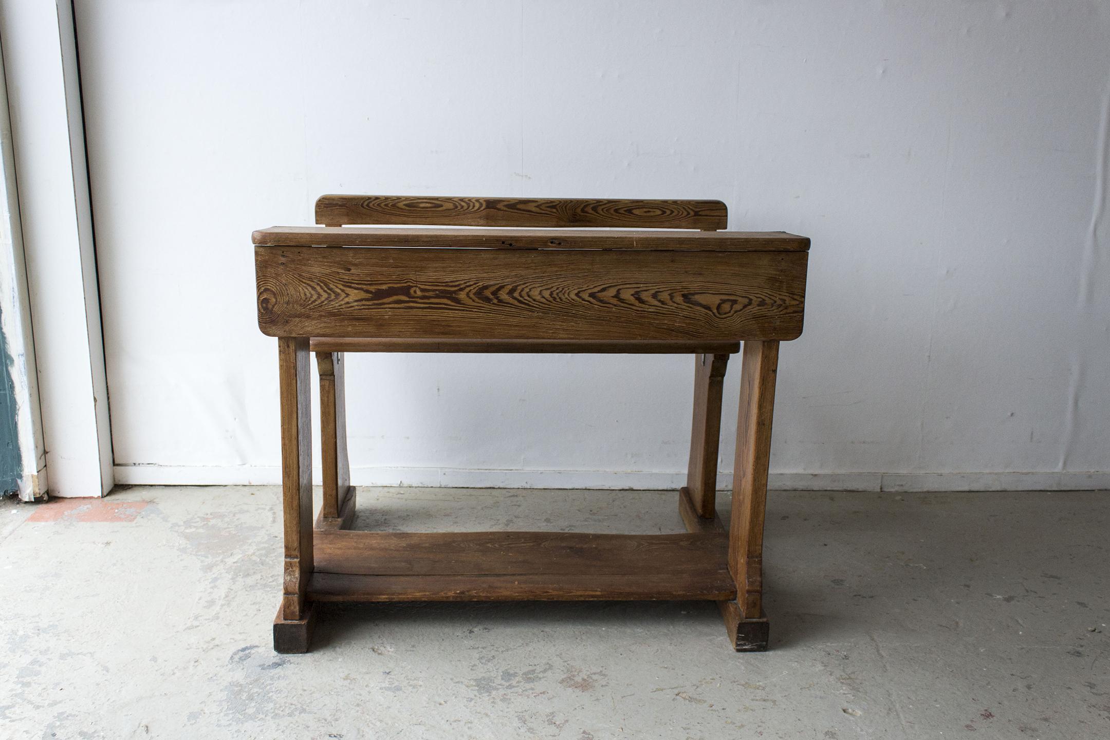 3164 - Vintage schoolbank - Firma zoethout_5.jpg