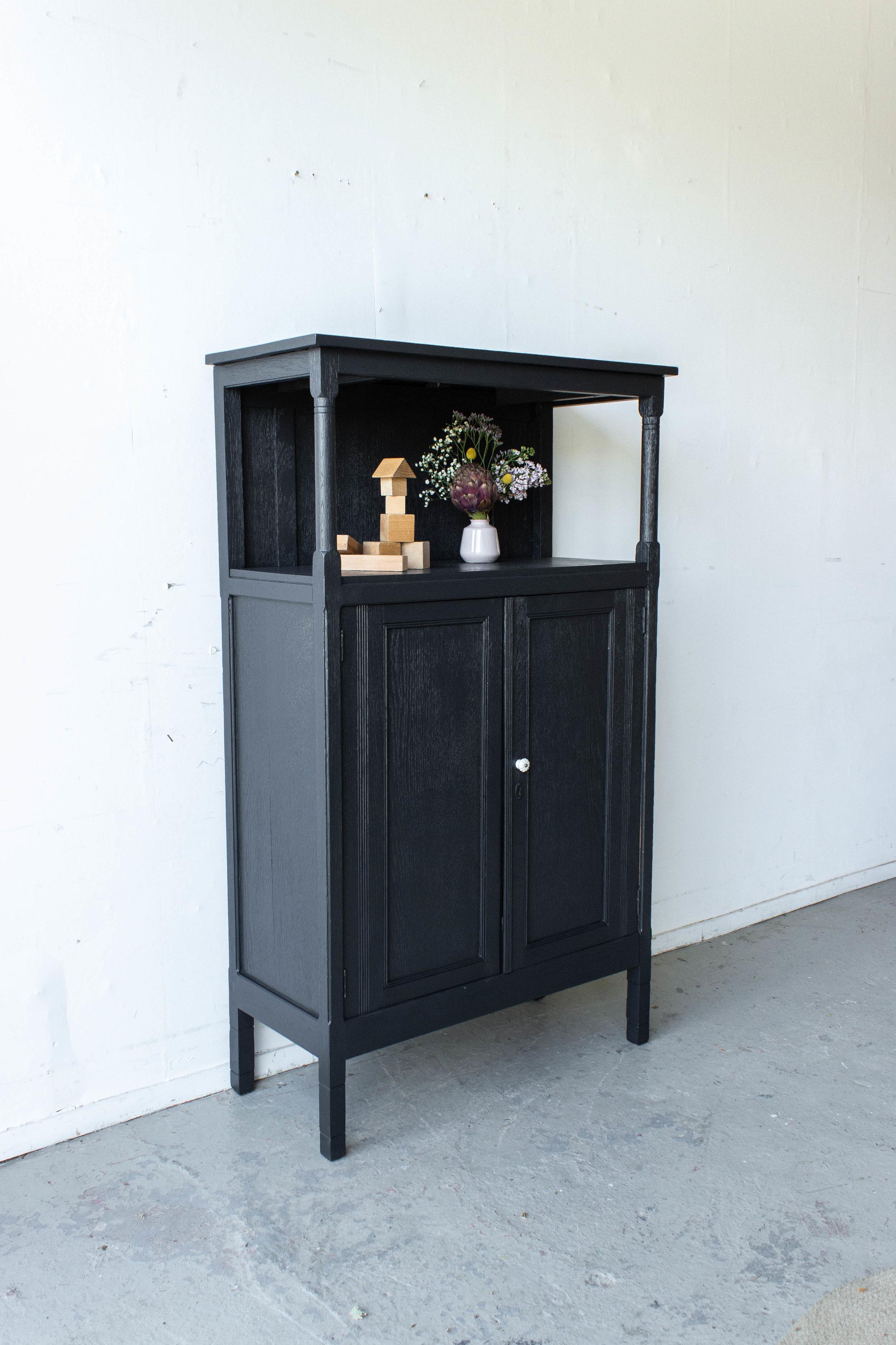 1515 - Kraaizwart vintage kastje-5.jpg