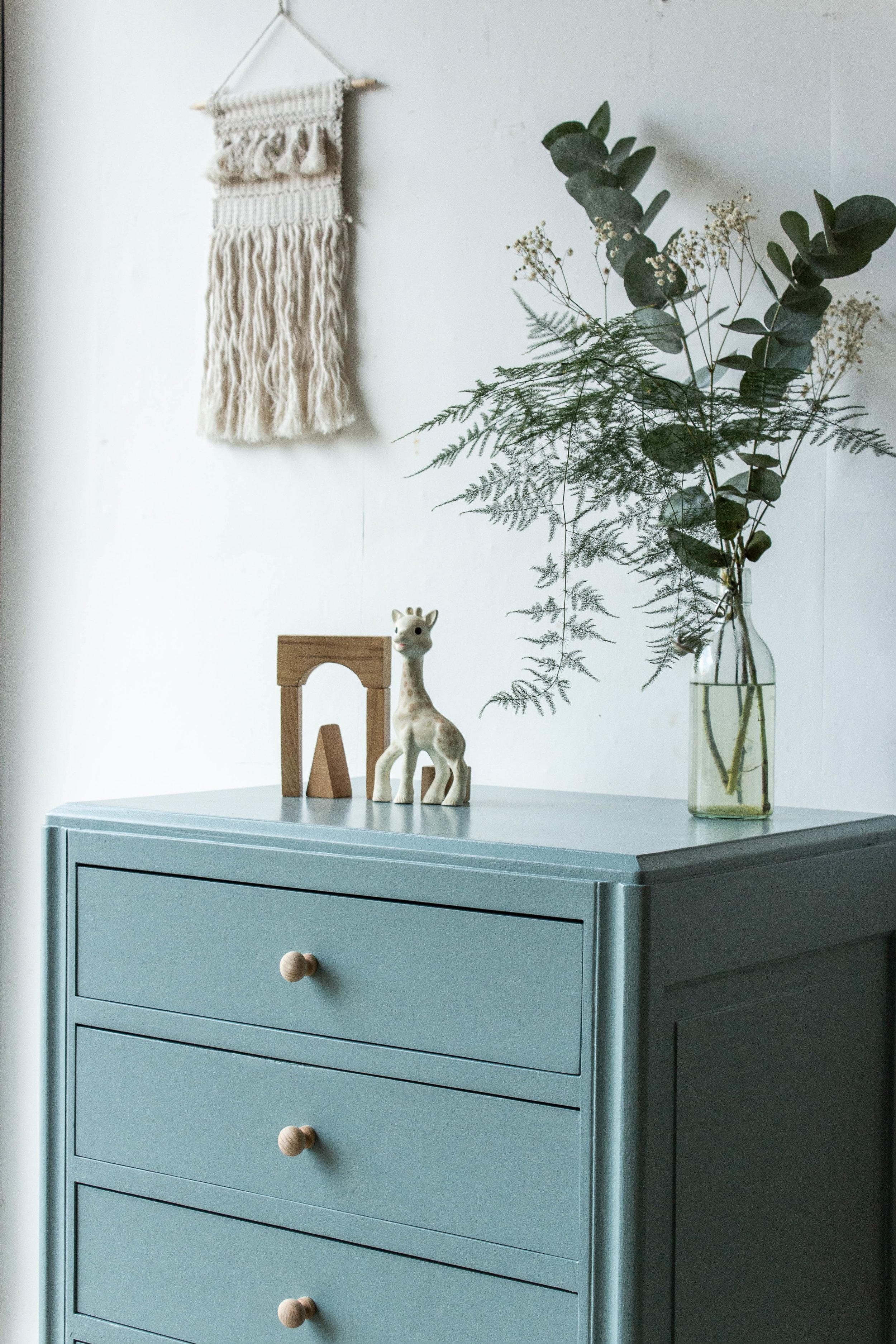 1554 - Grijsblauw vintage ladenkastje-3.jpg