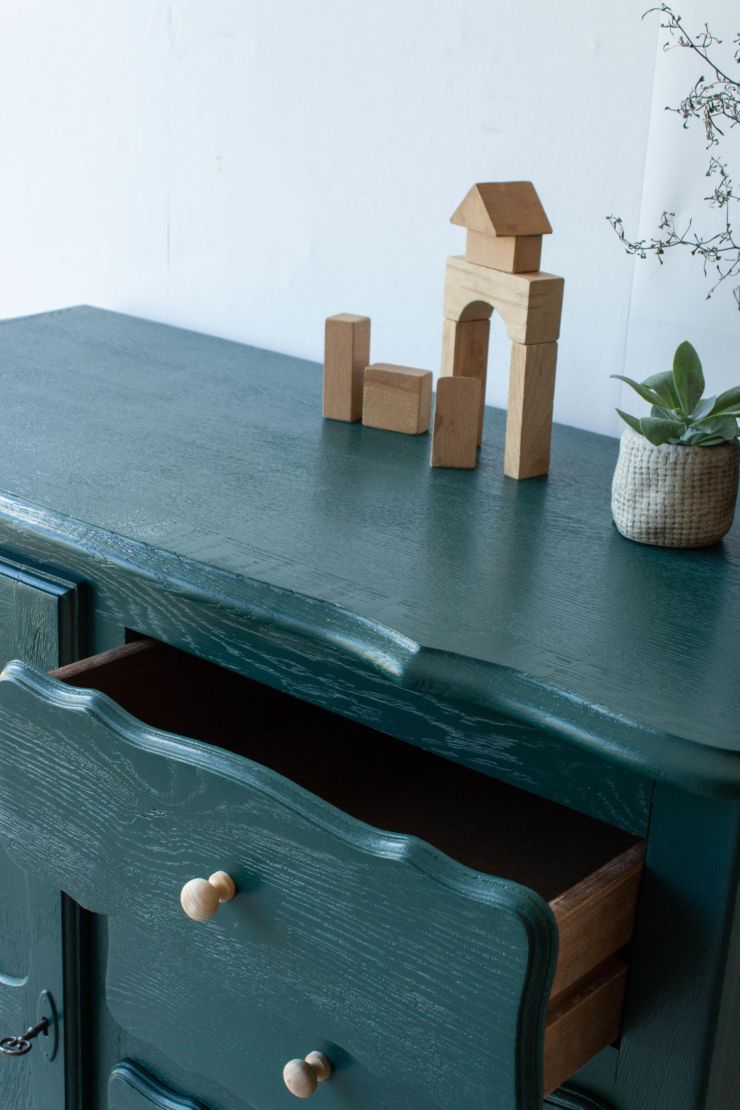 1538 - Amazone groen vintage kastje-5.jpg