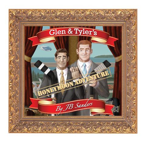 Glen & Tyler's Honeymoon Adventure is available on Audible.com, Amazon, and Apple's iTunes Store.