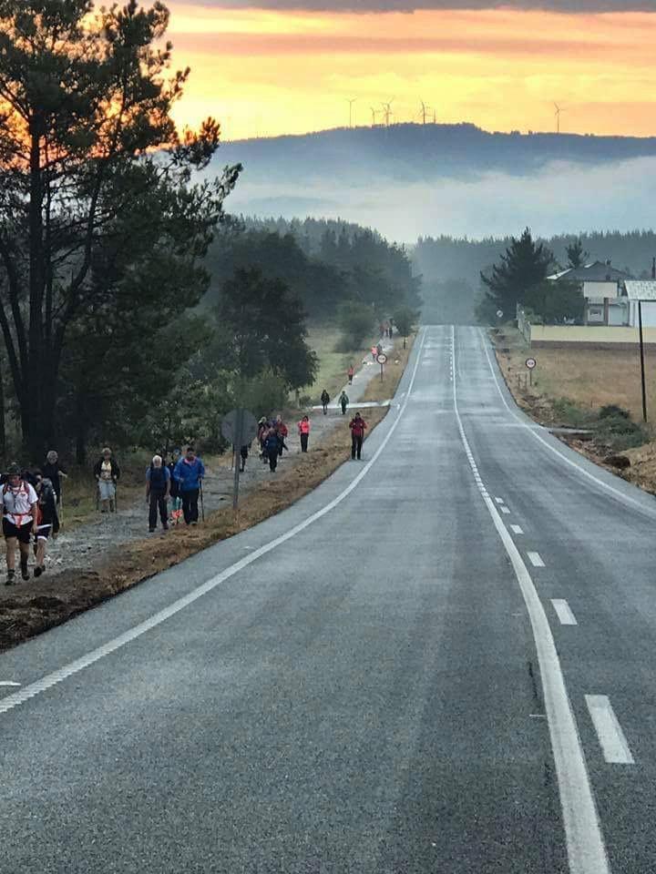 The Camino de santiago de compestela in Galicia, Spain. Photo by Mr. Ivo Nelson