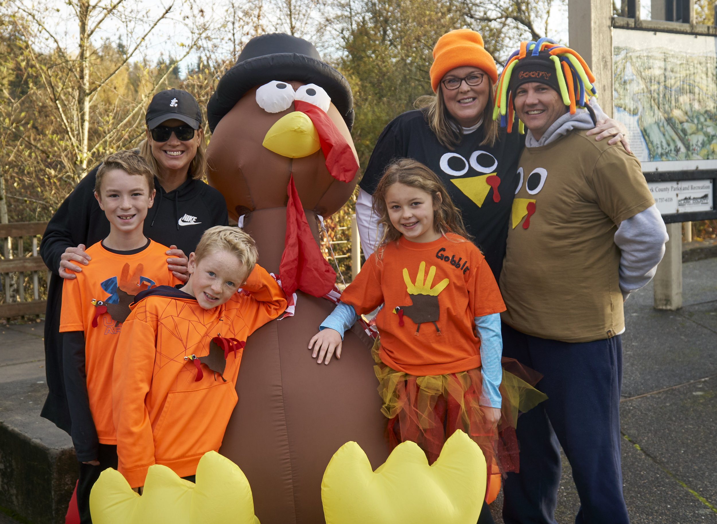 This year was Clark County Turkey Trot's 17th year. Over the past decade and a half Turkey Trot has become a family tradition for thousands of community members.