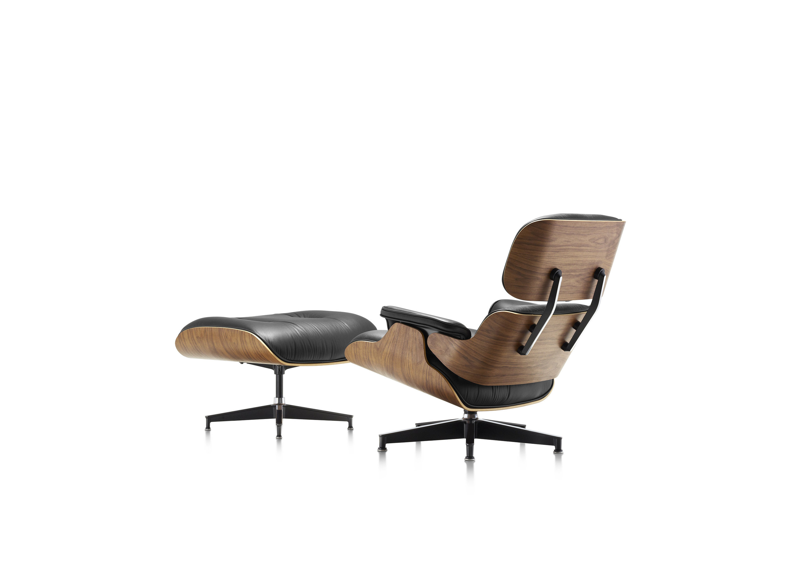 Eames Lounge and Ottoman 2- Walnut and black leather.jpg