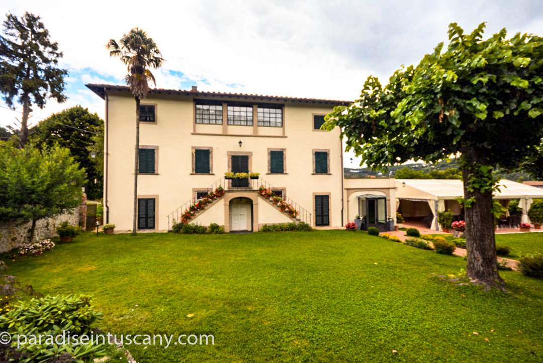 Villa Elisabeth - Elegant property with professionally decorated features 10 min. drive from Lucca