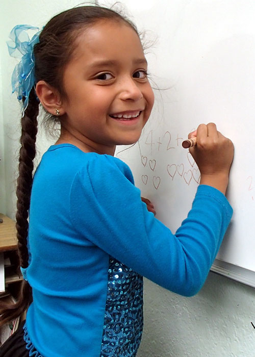 Math is meaningful & fun at TUTORIFIC!.
