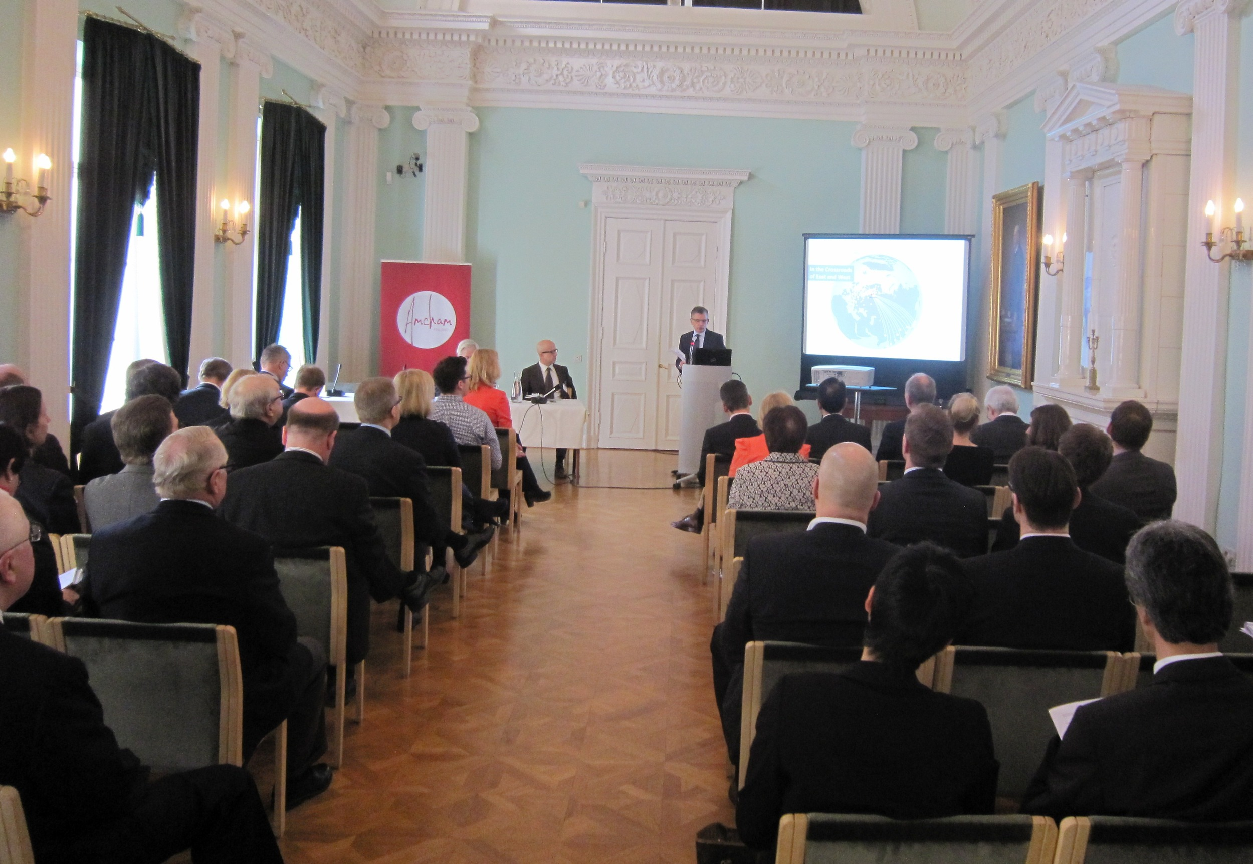 Helsinki at Crossroads seminar on March 10, 2014 (photo City of Helsinki)