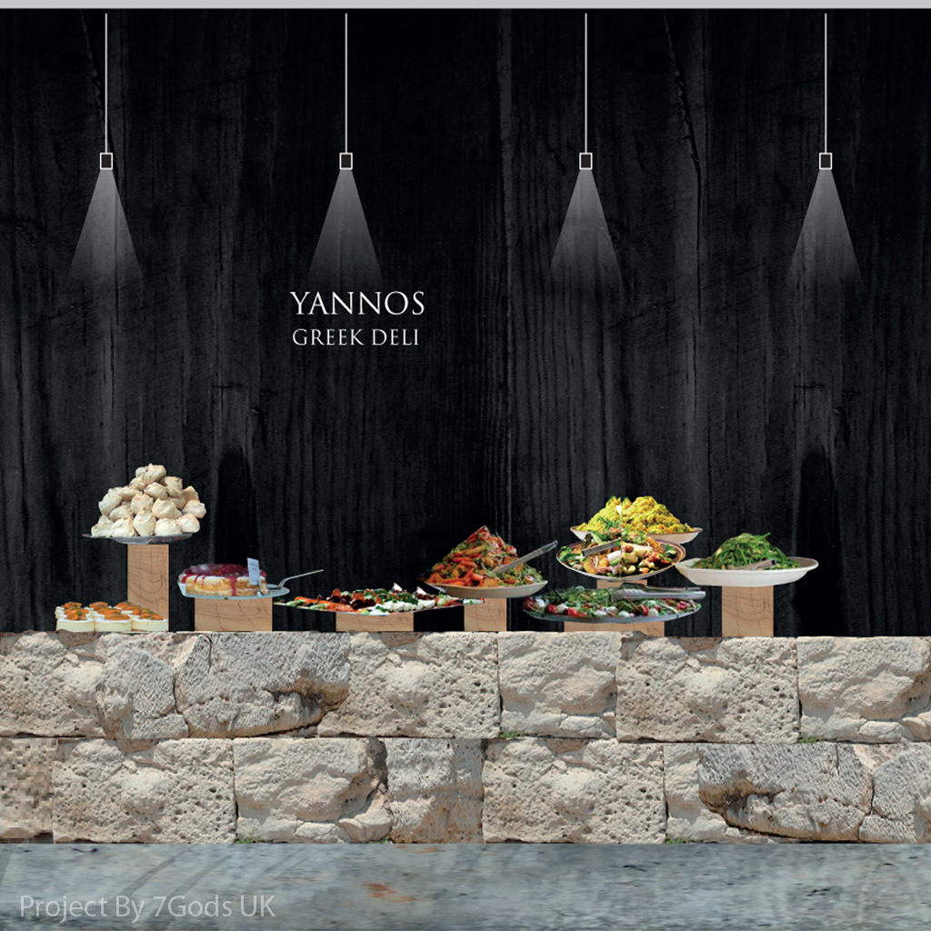 YANNOS - GREEK DELI