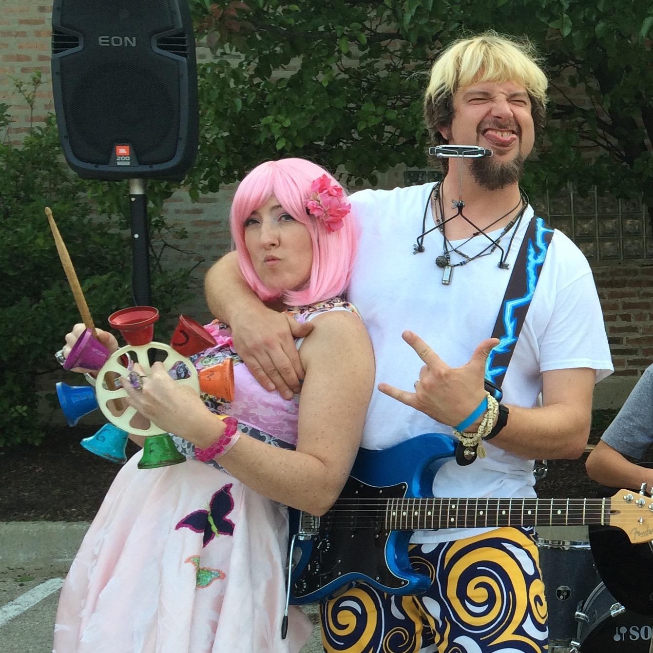 Rocking the Summer. Evanston, IL 2015
