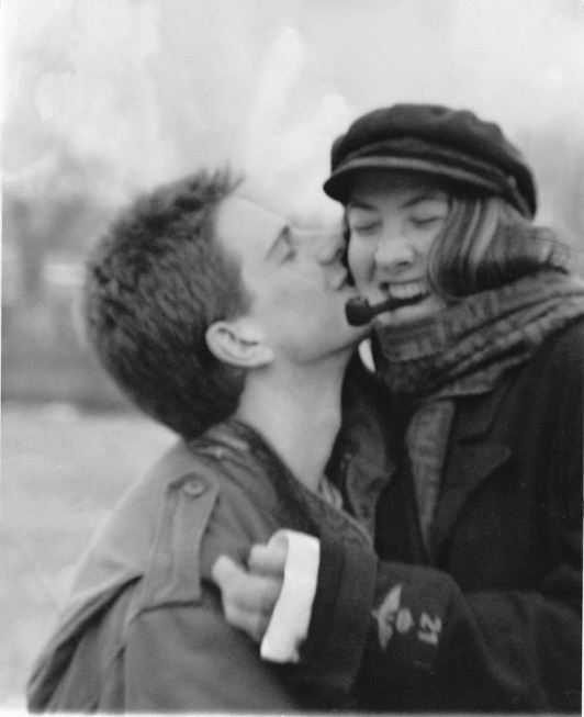 Falling in Love. Athens, OH 1995