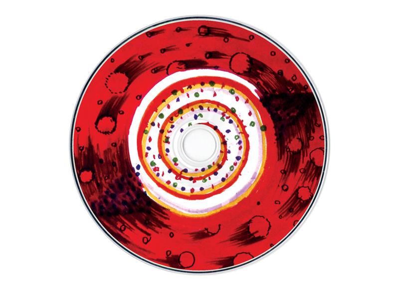 DVD design for MAKE