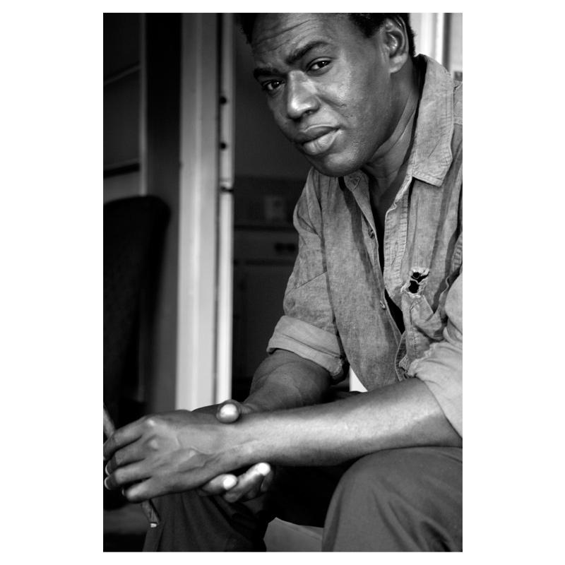 Ike Morgan at his home (Austin, TX)