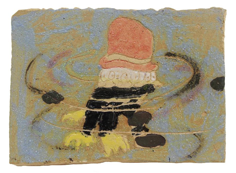 Kevin McNamee-Tweed, Untitled (Spin), 2018