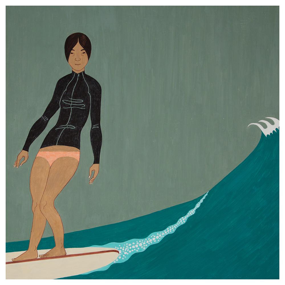 Yves Tessier - Surfer