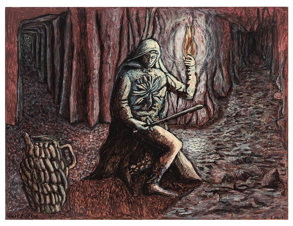 Nate Plotkin - Illuminated Tunnels