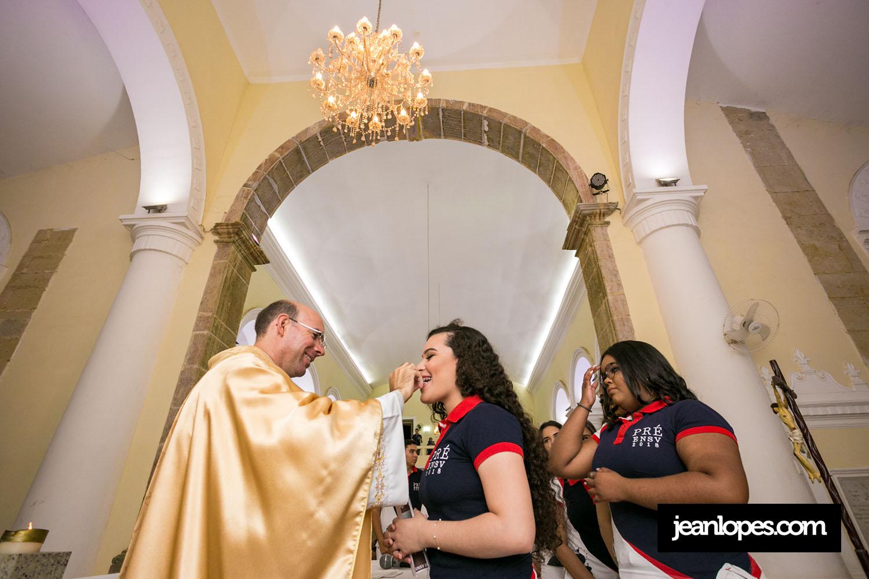 Missa dos concluintes do ENSV - Fotos © Jean Lopes e Bia Araújo/jeanlopes.com